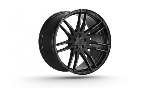 Challenge Black Line 22 Zoll Felgen Mercedes AMG GLE Coupe Hamann Motorsport