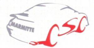 Vorderrohr mit Metallkat (CSC-Marmitte)