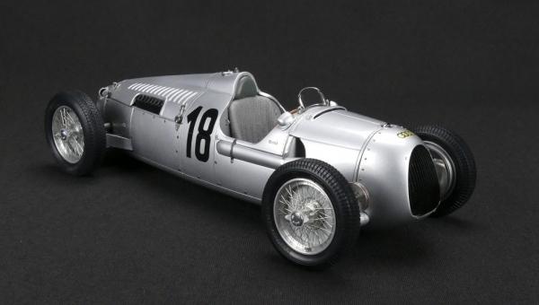 Auto Union Type C #18 Bernd Rosemayer Eifel Rennen 1936