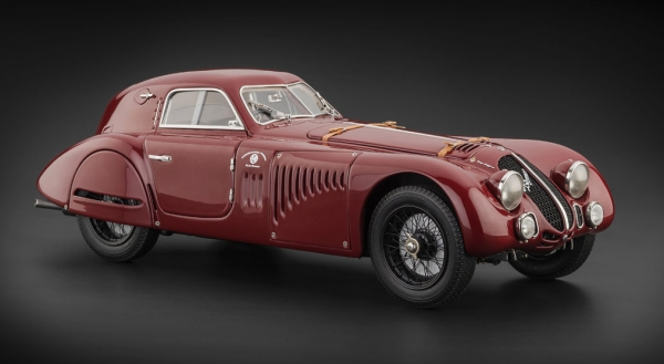 Alfa Romeo 8C 2900 B Speciale Touring Coupé 1938