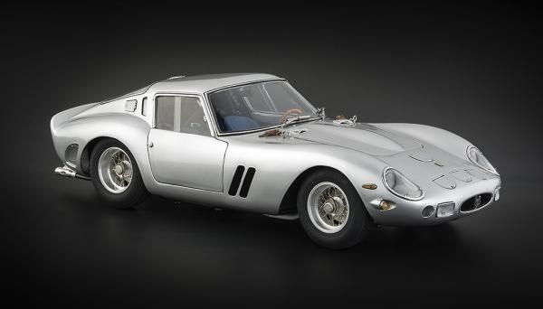Ferrari 250 GTO 1962 silber