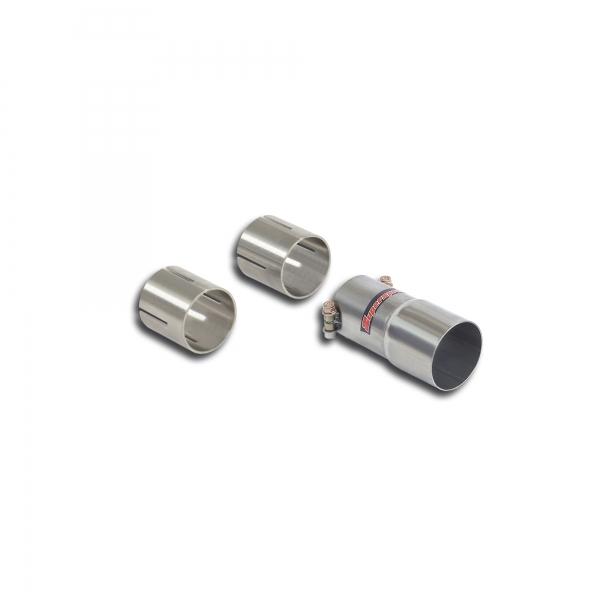 Verbindungsrohrsatz für Serien Mittelschalldämpfer Supersprint 787453