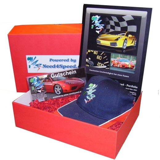 Need4Speed Geschenkbox