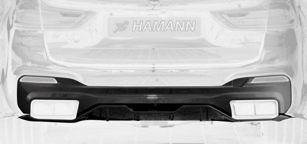 BMW 5 Heckvariante Sportivo Hamann Motorsport