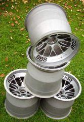Formel 1 Felge BBS (silber)