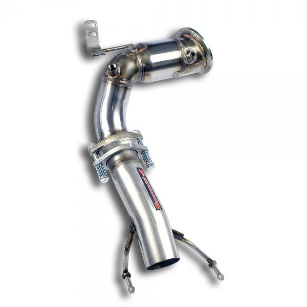 Rohrsatz ab Turbolader Supersprint 831911