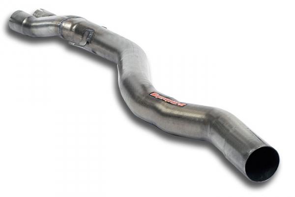 Mittelrohr Y-Pipe