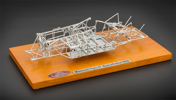 Maserati Tipo 61 Birdcage Space Frame