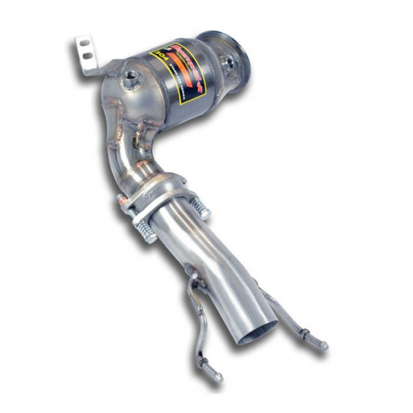 Turbo Downpipe mit Sportkat