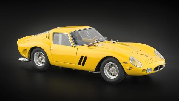 Ferrari 250 GTO 1962 gelb