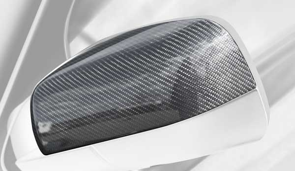 Range Rover Sport Spiegelkappen Carbon Hamann Motorsport