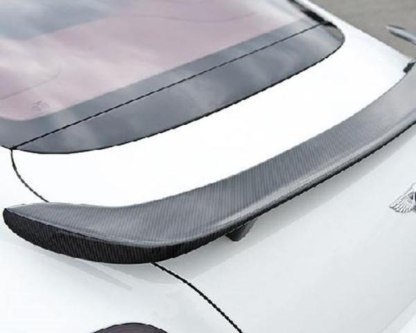 Bentley Continental Heckspoiler Carbon Hamann Motorsport