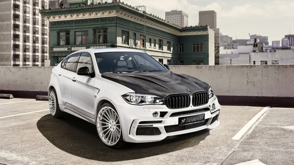 BMW X6 F16 Widebody Hamann Motorsport