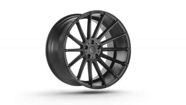 Anniversary EVO 2 Black Line 23 Zoll Felgen Range Rover Velar Jaguar F-Pace Hamann Motorsport