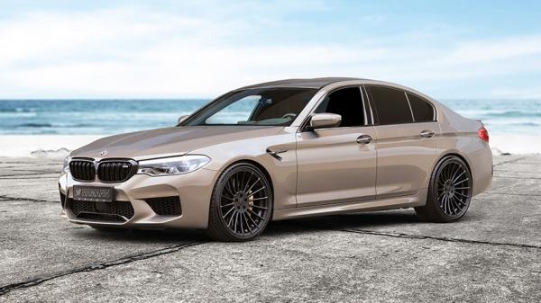BMW 5 530d G30 & G31 Leistungssteigerung Hamann