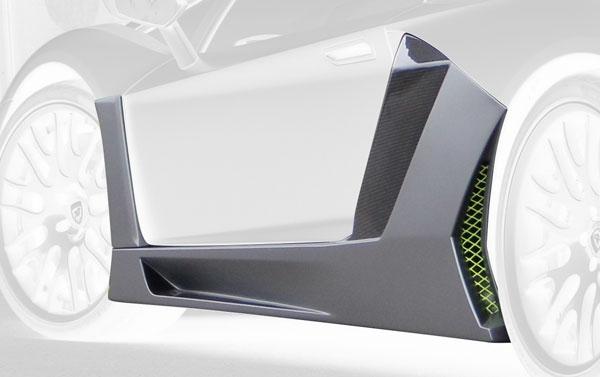 Seitenschweller Lamborghini Aventador Hamann Motorsport