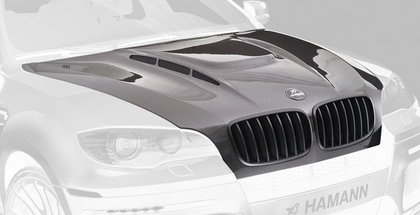 BMW X5 Carbon Motorhaube Tycoon Hamann Motorsport