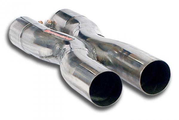 Mittelrohr X-Pipe