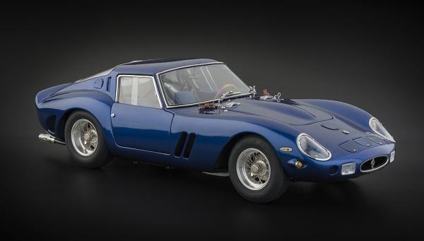Ferrari 250 GTO 1962 blau