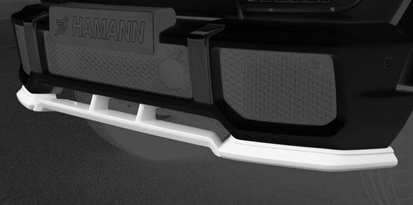 Mercedes AMG G Frontspoiler Hamann Motorsport
