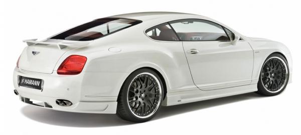 Bentley Continental GT Heckschürze Hamann Motorsport