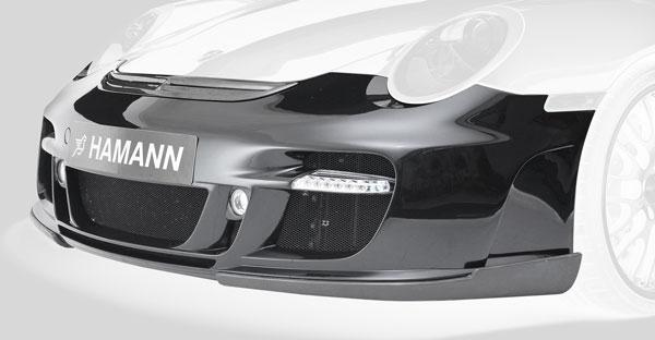 Frontschürze Porsche 997 Hamann Motorsport