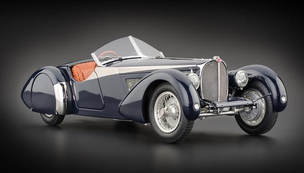 Bugatti 57 SC Corsica 1938 The Award-Winning Version