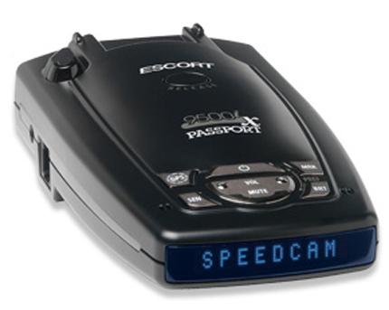 Escort 9500ix Radarwarner