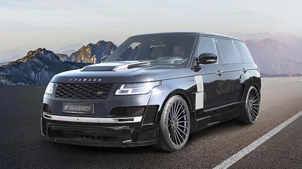 Range Rover als Hamann Motorsport Mystere Widebody