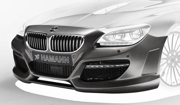 BMW 6 Frontschürze EVO Hamann Motorsport