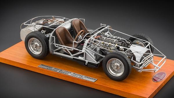 Maserati 300 S 1956 Rolling Chassis