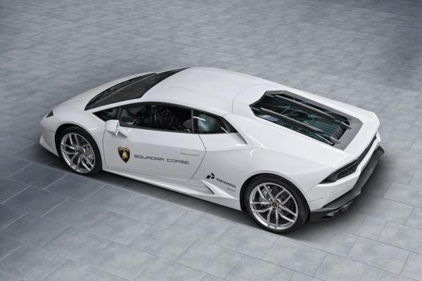 Lamborghini Huracan Carbon Motorhaube Capristo