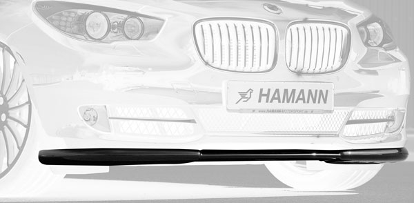 BMW 5 Frontspoiler Hamann Motorsport