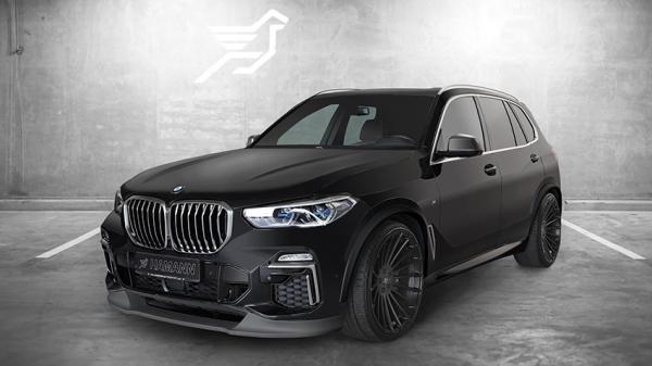 Radlaufblenden BMW X5 G05 Hamann Motorsport