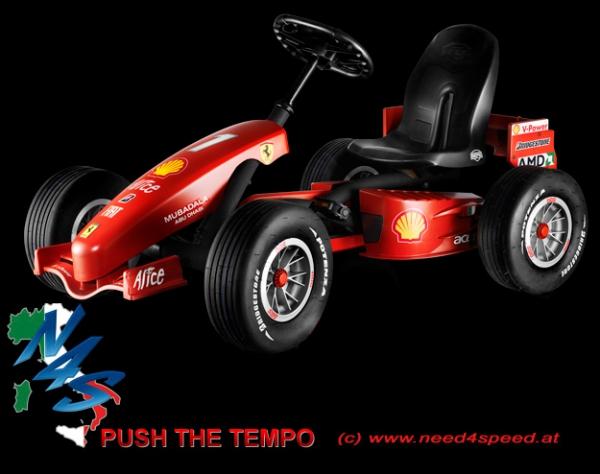 Ferrari F1 GoKart