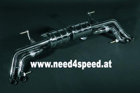 Endschalldämpfer (V10 Facelift) (Capristo)