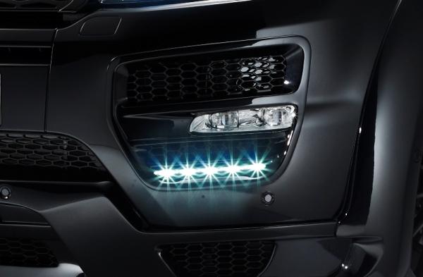 Range Rover Evoque Lufteinlassblenden Hamann Motorsport