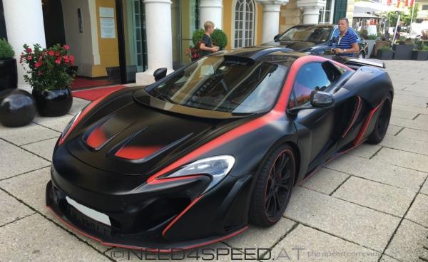 McLaren VAYU GTR