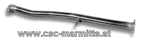 Mittelschalldämpfer (CSC-Marmitte)