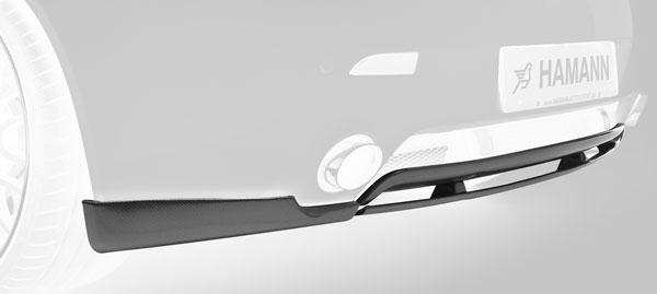 Aston Martin Vantage Heckdiffusor Hamann Motorsport