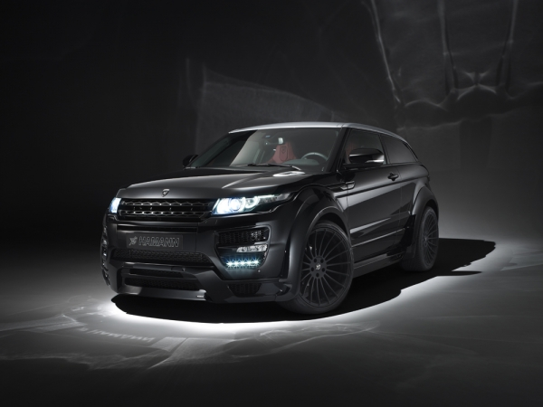 Range Rover Evoque Widebody Hamann Motorsport