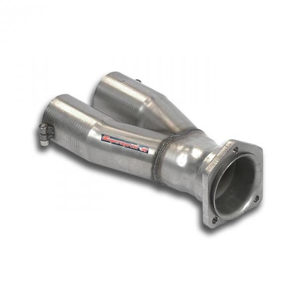 Verbindungsrohr Y-Pipe (Supersprint)