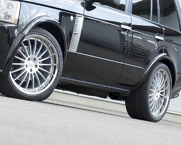 Range Rover Vogue Kotflügelverbreiterung Hamann Motorsport