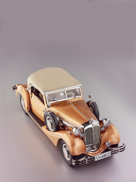Horch 853 1937 copper limited edition 200