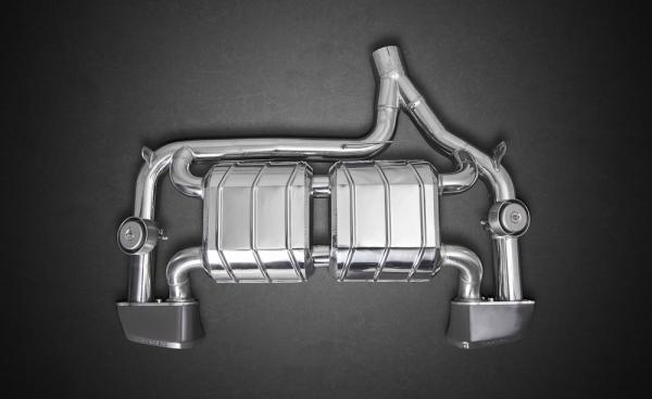 BMW 435i F32 Abgasanlage Capristo