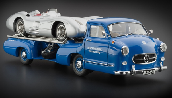 Mercedes-Benz Renntransporter 1954/1955