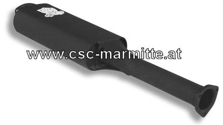 Kat Ersatz CSC-Marmitte FI77CT00
