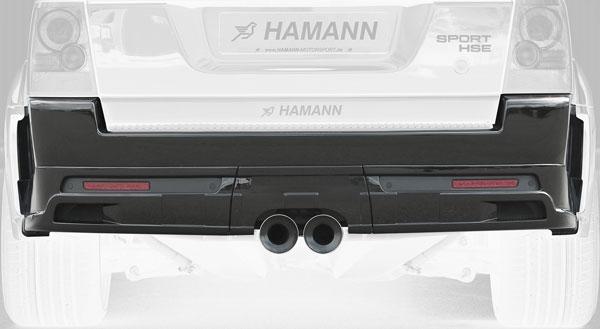 Range Rover Sport Heckabschluss Hamann Motorpsort