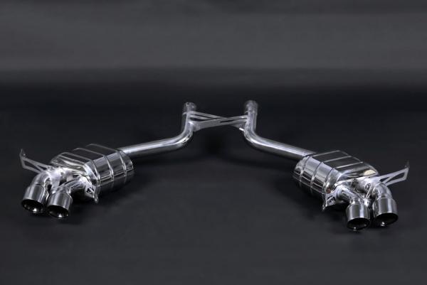 Maserati GranTurismo & GranCabrio Endschalldämpfer Capristo