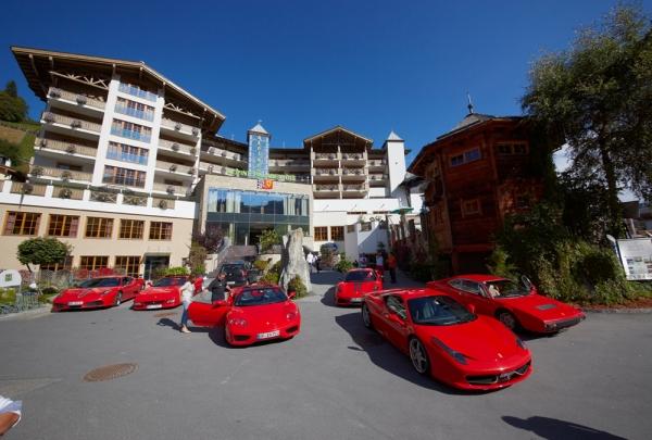 Ferrari Wellness Wochenende